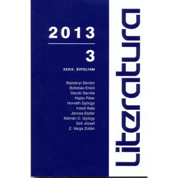 Literatura 2013/3