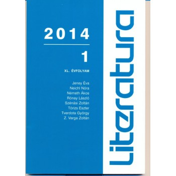 Literatura 2014/1