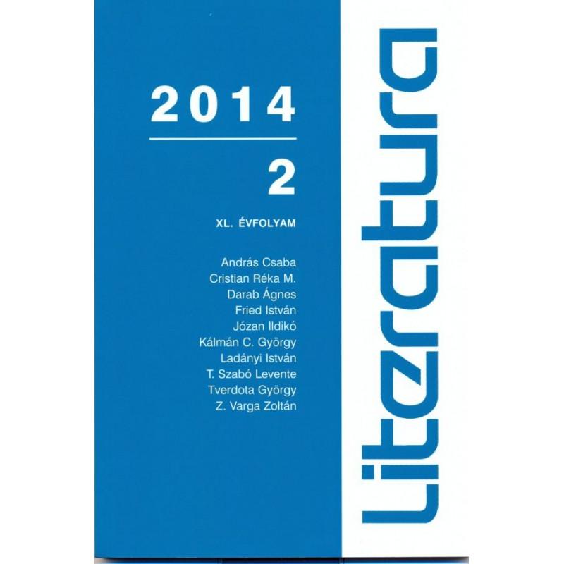 Literatura 2014/2
