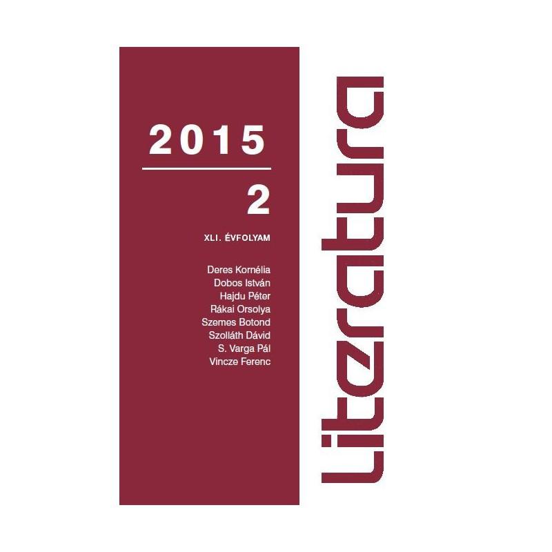 Literatura 2015/2