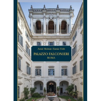 Molnár Antal, Tóth Tamás, Palazzo Falconieri. Roma