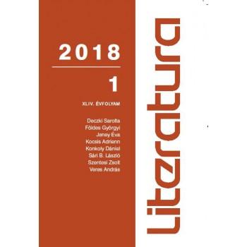 Literatura 2018/1