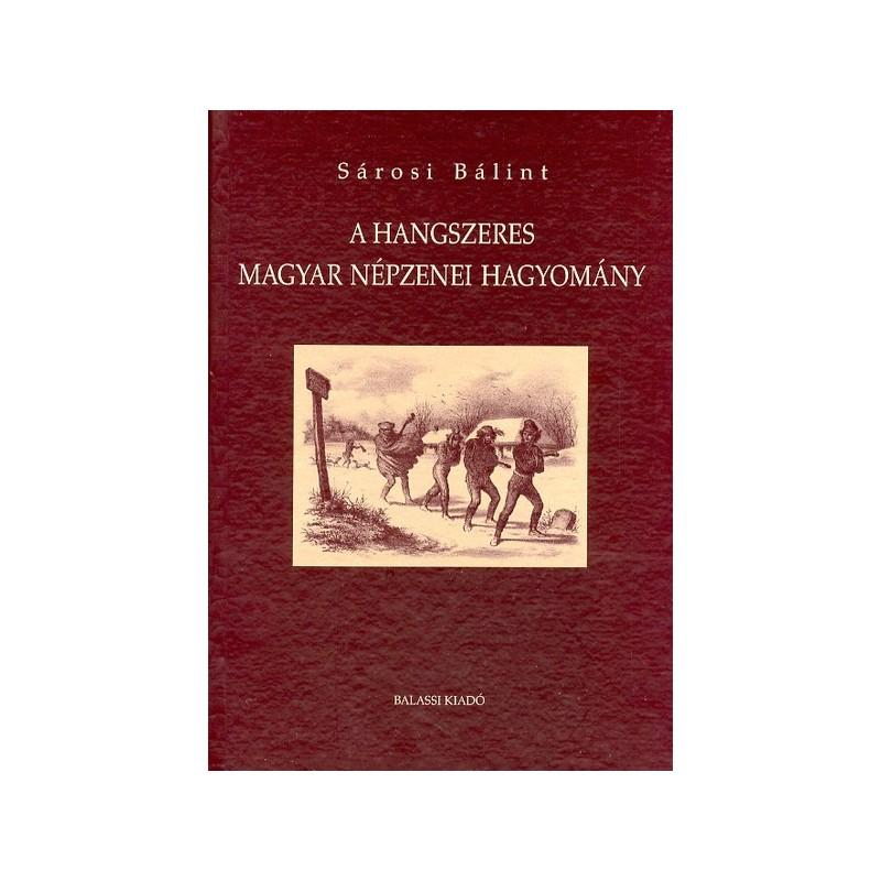 Sárosi Bálint, A hangszeres magyar népzenei hagyomány
