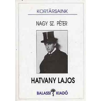 Nagy Sz. Péter, Hatvany Lajos