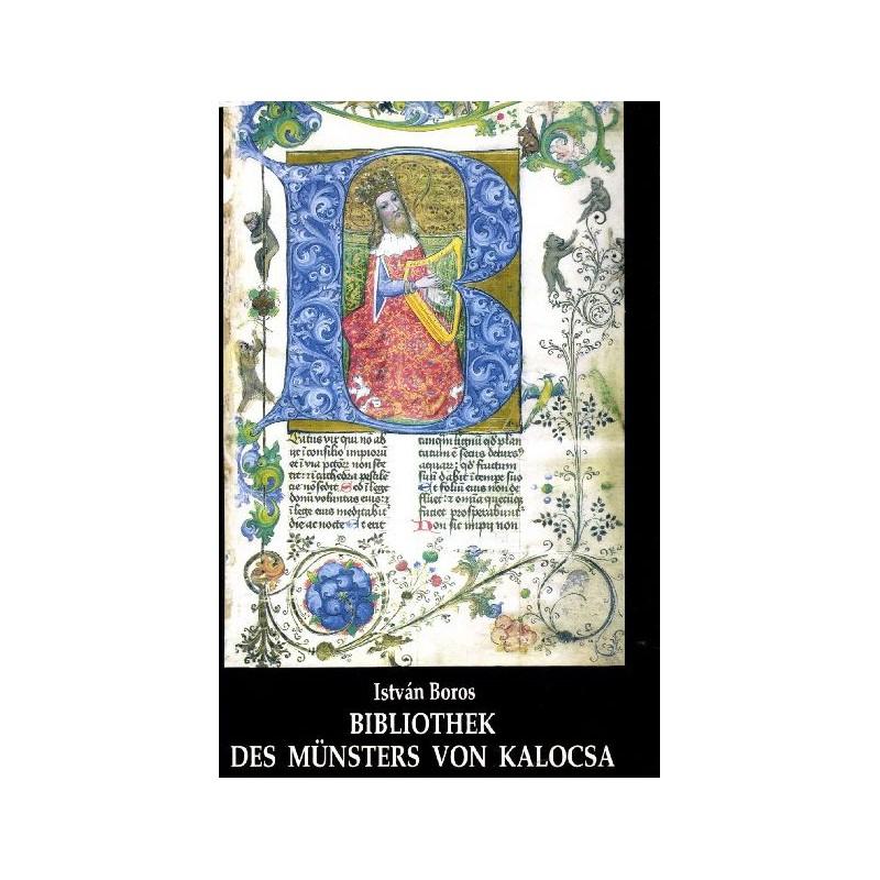 Boros István,  Bibliothek des Münsters von Kalocsa, übers. von Ottó Zwickl