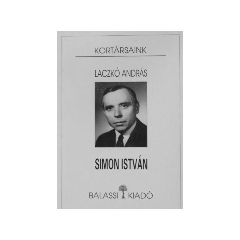 Laczkó András, Simon István