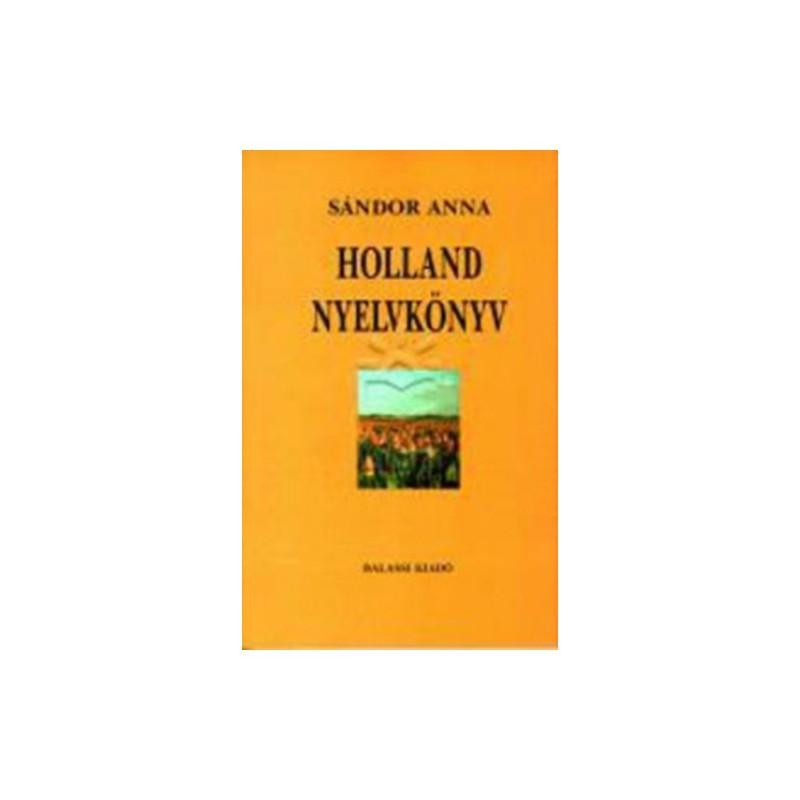 Sándor Anna, Holland nyelvkönyv