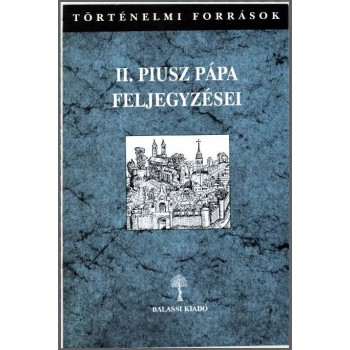 II. Piusz pápa feljegyzései