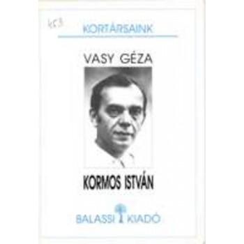 Vasy Géza,   Kormos István