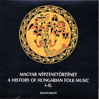 Paksa Katalin, Magyar népzenetörténet CD