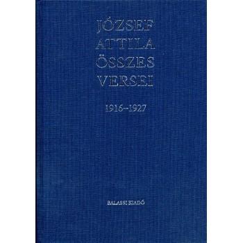 József Attila összes versei I–III. Kritikai kiadás