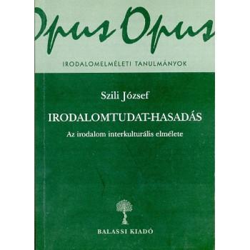 Szili József, Irodalomtudat-hasadás.  Az irodalom interkulturális elmélete