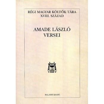 Amade László versei