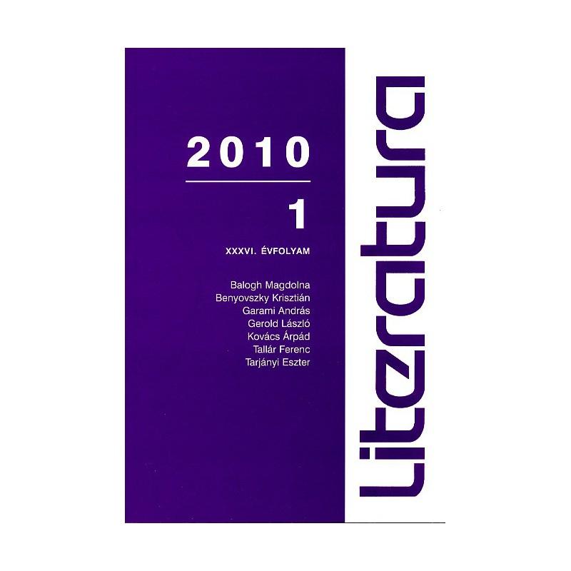 Literatura 2010/1