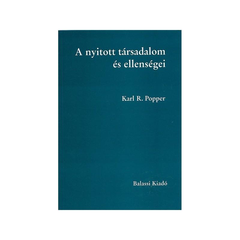 Karl R. Popper, A nyitott társadalom és ellenségei