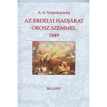 Artur Adamovics Nyepokojcsickij, Az erdélyi hadjárat orosz szemmel, 1849
