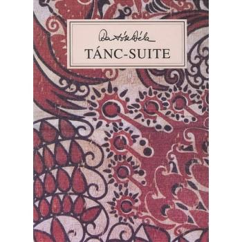 Tánc-suite - Bónis Ferenc: Bartók Béla Tánc-szvitje (fakszimile + tanulmánykötet, mappában)
