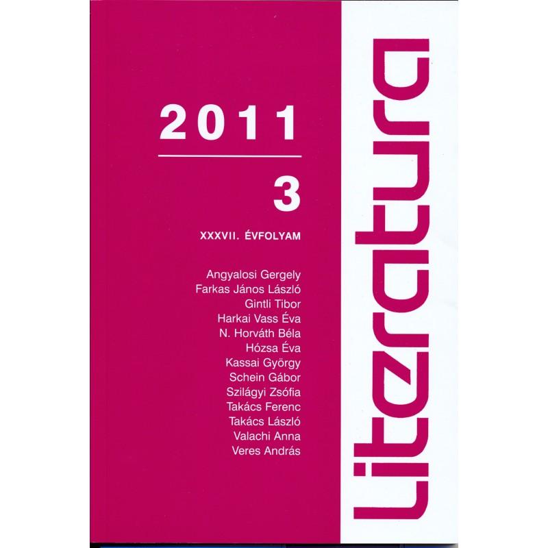 Literatura 2011/3