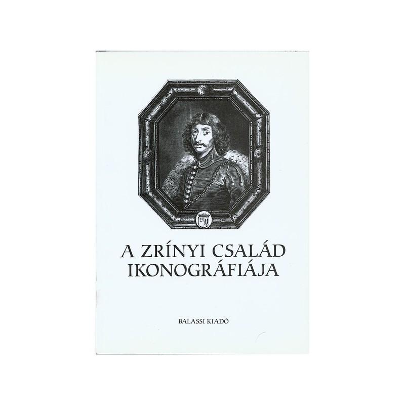 Cennerné Wilhelmb Gizella, A Zrínyi család ikonográfiája