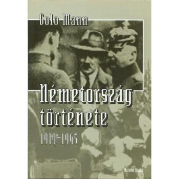 Golo Mann, Németország története 1919–1945