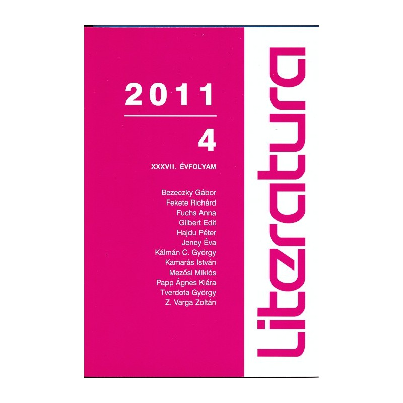 Literatura 2011/4