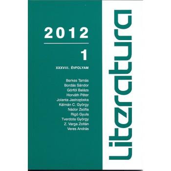 Literatura 2012/1