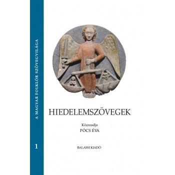 Pócs Éva szerk., Hiedelemszövegek