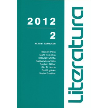 Literatura 2012/2
