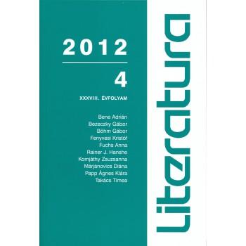 Literatura 2012/34