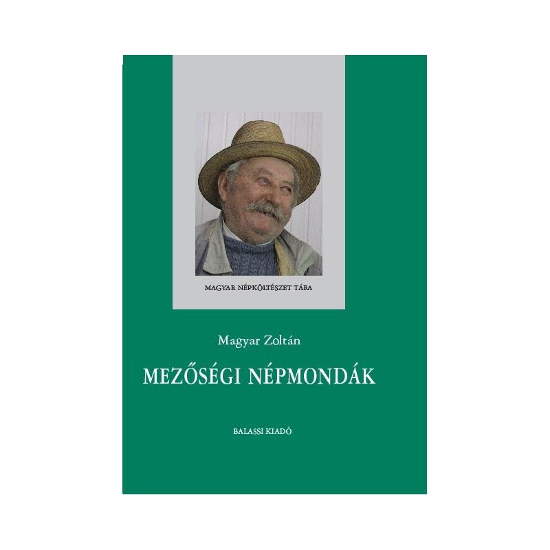 Magyar Zoltán, Mezőségi népmondák