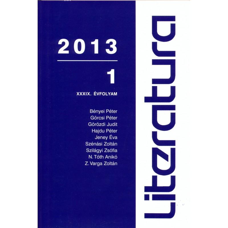 Literatura 2013/1