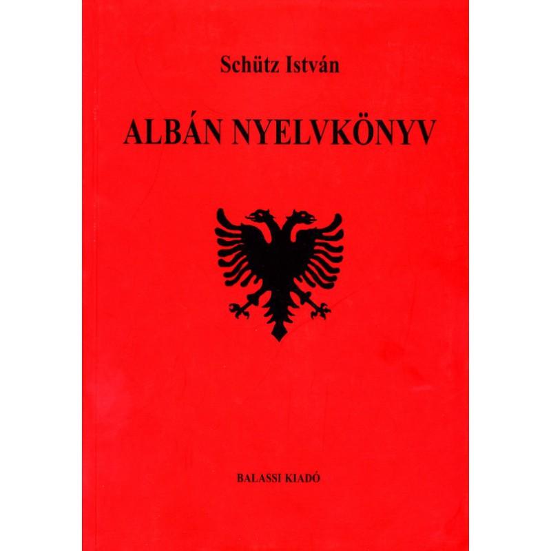 Schütz István, Albán nyelvkönyv