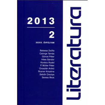 Literatura 2013/2