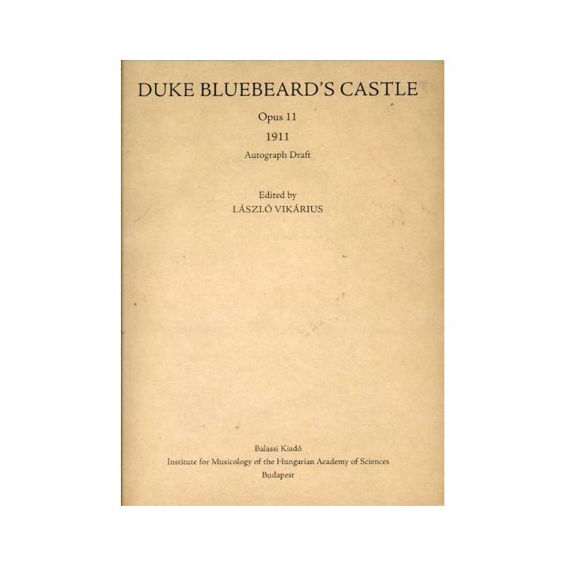 Bartók Béla,  Duke Bluebeard's Castle  (1911)