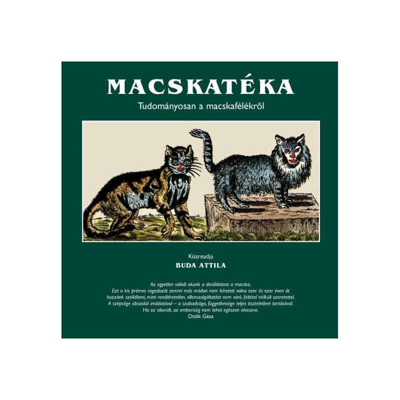 Buda Attila (s. a. r.) Macskatéka
