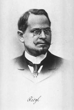 Riegl, Alois